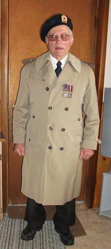 Alf Grubb, 'Sapper' RCE 1943 - 1946