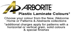 Click for the latest Arborite-colours