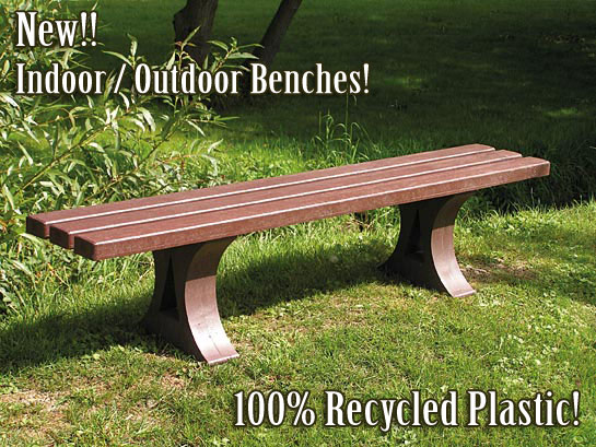Click to shop for Indoor / Outdoor Benches!